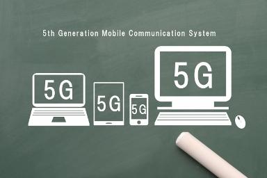 5Gサービス対応
